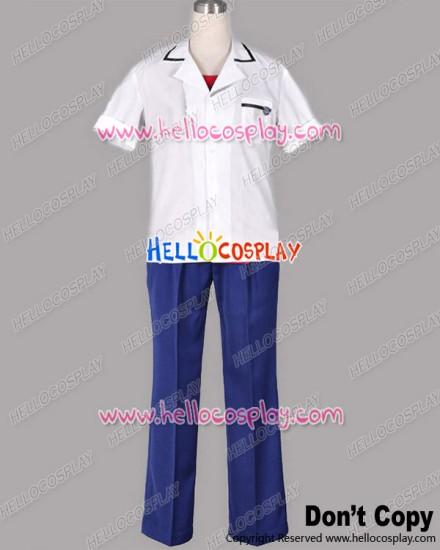 Primo Passo Kiniro No Corda 3 Cosplay Kisaragi Kyouya Costume Boy Uniform