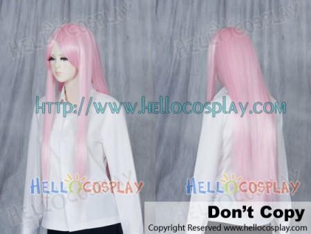 Light Pink Medium Cosplay Wig