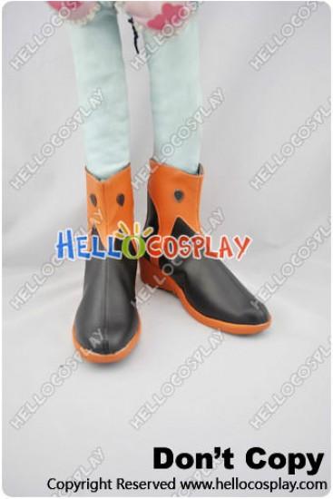Guilty Crown Cosplay Inori Yuzuriha Shoes