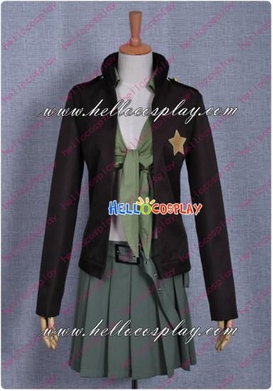 Axis Powers: Hetalia Cosplay Nyotalia United States Female Dress