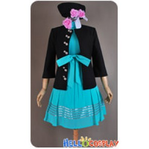 Amnesia Heroine Cosplay Costume Dress