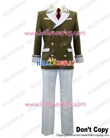 Kiniro No Corda Primo Passo Cosplay Ryotaro Tsuchiura Uniform Costume