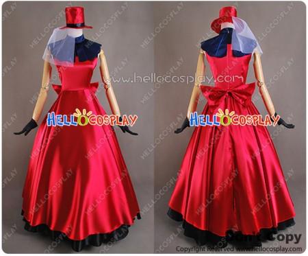Vocaloid Cosplay DECO 27 Egomama Costume Dress
