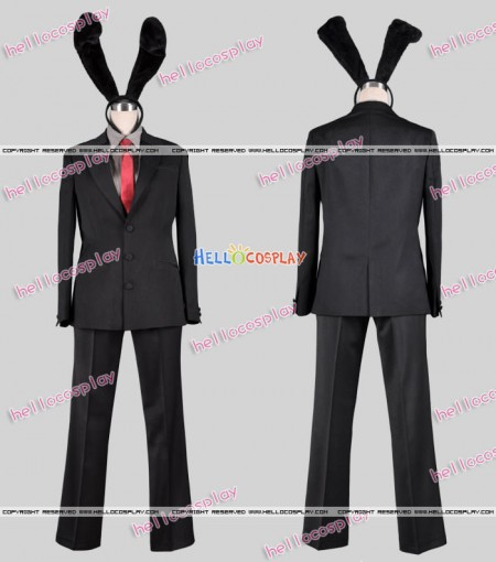 Inu x Boku SS Agent Cosplay Suit Natsume Zange Costume