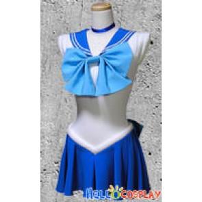 Sailor Moon Cosplay Sailor Mercury Mizuno Ami Costume