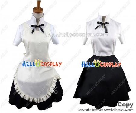 WORKING Cosplay Maid Uniform