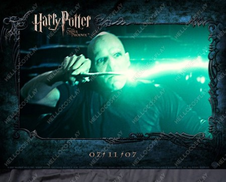 Harry Potter Cosplay Lord Voldemort Wand With Light