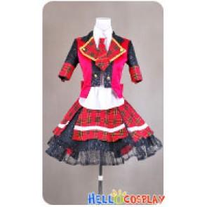AKB0048 Cosplay Senbatsu Members Yuko Oshima the 9th Costume