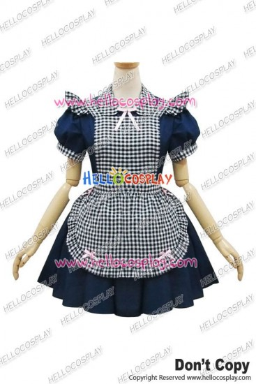 Lolita Cosplay Japanese Descent Maid Dress