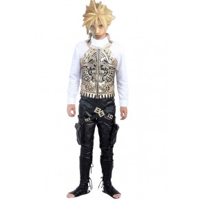 Final Fantasy XII Cosplay Balthier Balflear Costume