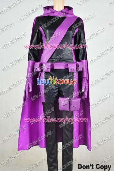 Batgirl Supergirl Stephanie Brown Cosplay Costume