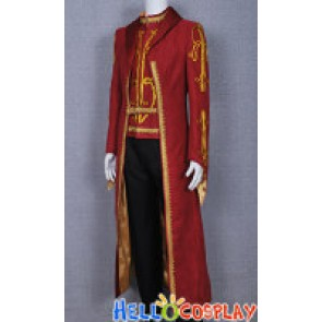 Legend of the Seeker Costume Darken Rahl Coat