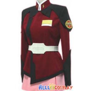 Lunamaria Hawke Military Uniform From Gundam Seed Destiny