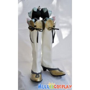 Atelier Totori: The Adventurer of Arland Cosplay Totooria Helmold Boots