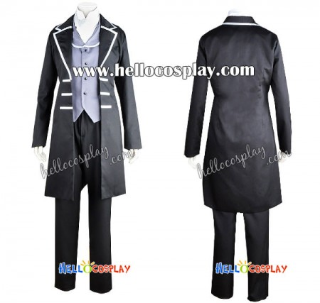 Pandora Hearts Cosplay Gilbert Nightray Costume