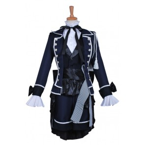 Black Butler Cosplay Ciel Phantomhive Luxurious Costume