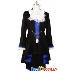 Black Butler Cosplay Ciel Phantomhive Outfit