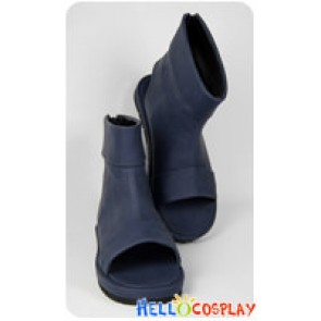 Naruto Cosplay Kakashi Hatake Dark Blue Shoes