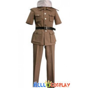 Hetalia Axis Powers Egypt Military Uniform