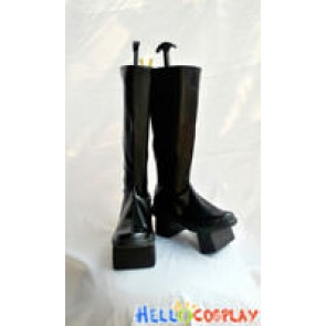 Vocaloid 2 Cosplay Kaito Black Boots