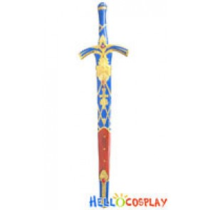 Fate Stay Night Saber Excalibur Cosplay Sword
