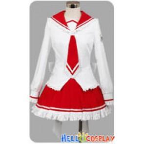 Aria the Scarlet Ammo Cosplay Butei High School Girl Uniform