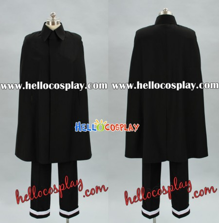 Devil Summoner 2 Cosplay Raidou Kuzunoha the XIV Costume