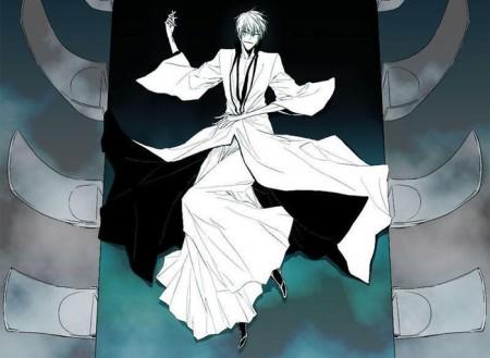 Bleach Cosplay Ichimaru Gin Boots In Las Noches