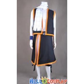 Fairy Tail Natsu Dragneel Cosplay Costume New