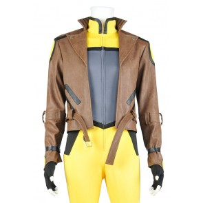 X Men Gambit Jacket Cosplay Costume