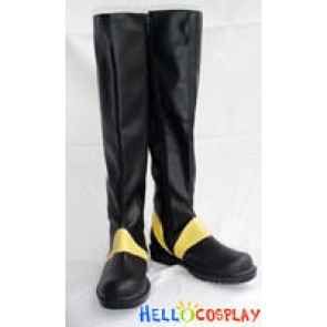 Vocaloid 2 Len Kagamine Cosplay Boots