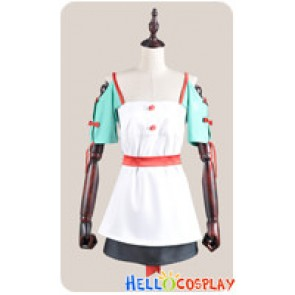 Sword Art Online Cosplay 8th Words Asuna Yūki Plain Costume