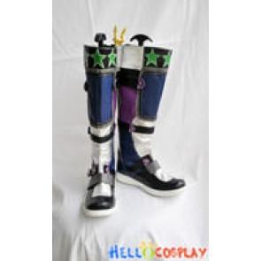 Tekken 6 Cosplay Asuka Kazama Boots