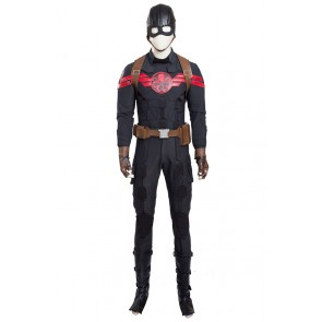Captain America HYDRA Agents Cosplay Costume