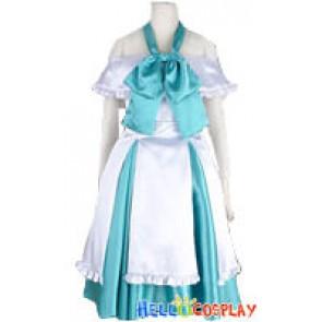 Vocaloid 2 Cosplay Hatsune Miku Dress