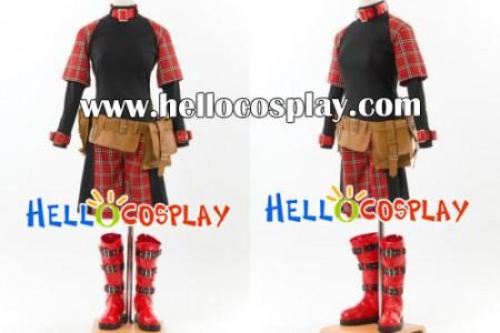 Togainu no Chi Cosplay Rin Costume