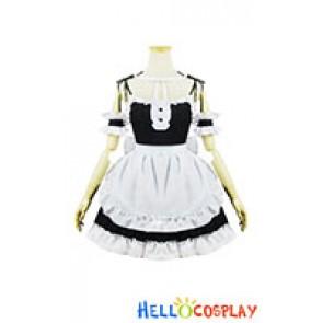 Lolita Cosplay Classic Maid Dress