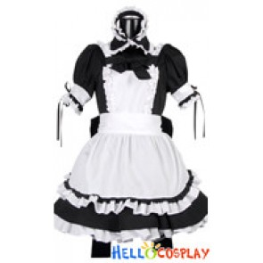 Queen Blade Cosplay Infernal Temptress Airi Maid Dress Costume