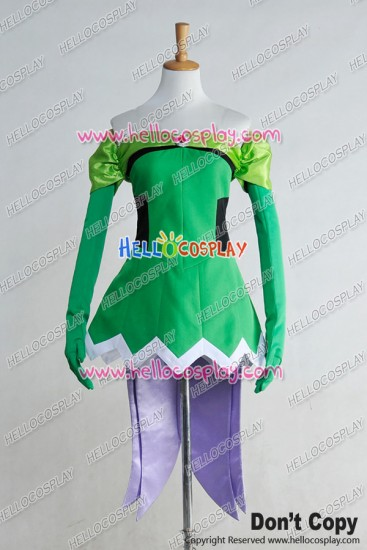 Fairy Tail Cosplay Evergreen Costume