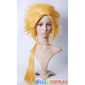 Vocaloid 2 Cosplay Himitsu Keisatsu Len Kagamine Wig