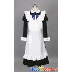 Soredemo Machi Wa Mawatteiru Cosplay Maid Dress