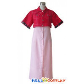 Final Fantasy AERITH Cosplay Costume