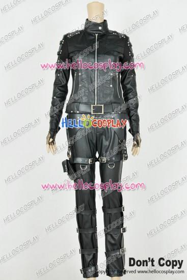 Green Arrow Season 3 Laurel Lance Cosplay Costume