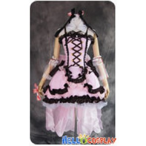 Macross Frontier 30th Anniversary Cosplay Ranka Lee Dress Costume