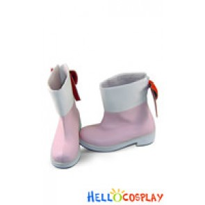Tales of Graces Cosplay Shoes Gokou So Phie Short Boots