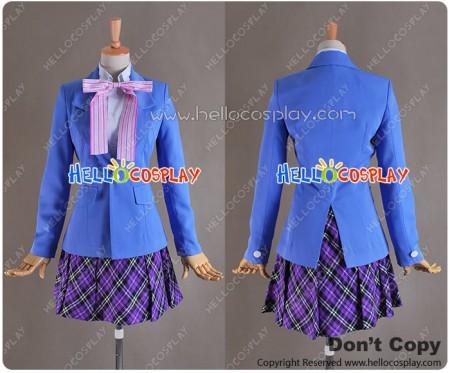 Project DIVA F Afterschool Mode Hatsune Miku Cosplay Costume