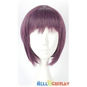 Ghost in the Shell Motoko Kusanagi Cosplay Wig