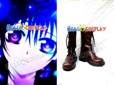 Vampire Knight Yuki Cross Kuran Yuki Cosplay Women Boots