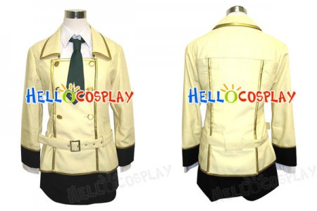 Code Geass Milly Ashford Cosplay Costume