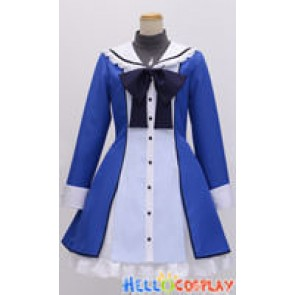 Mashiroiro Symphony: Love is pure white Cosplay Sakuno Uryu Costume Dress